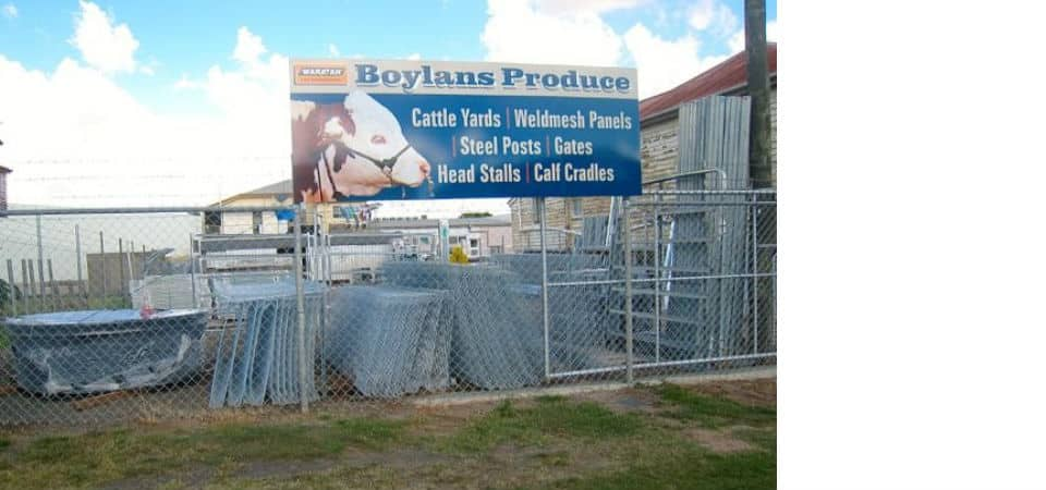 Fencing Bundaberg - Boylans Produce